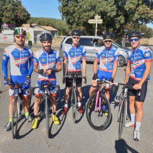 Section course teyran bike